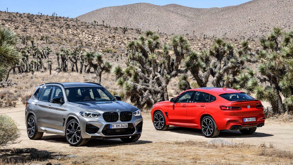 Estos son los todocaminos más exagerados (y rápidos) de BMW