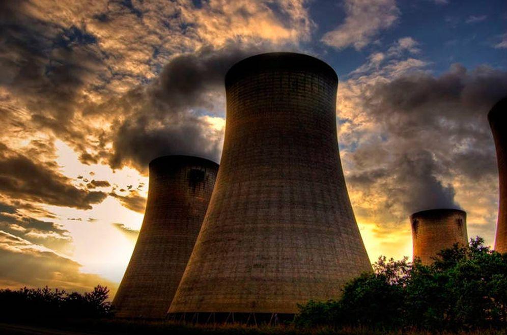 Foto: Foto de archivo de reactores nuclares