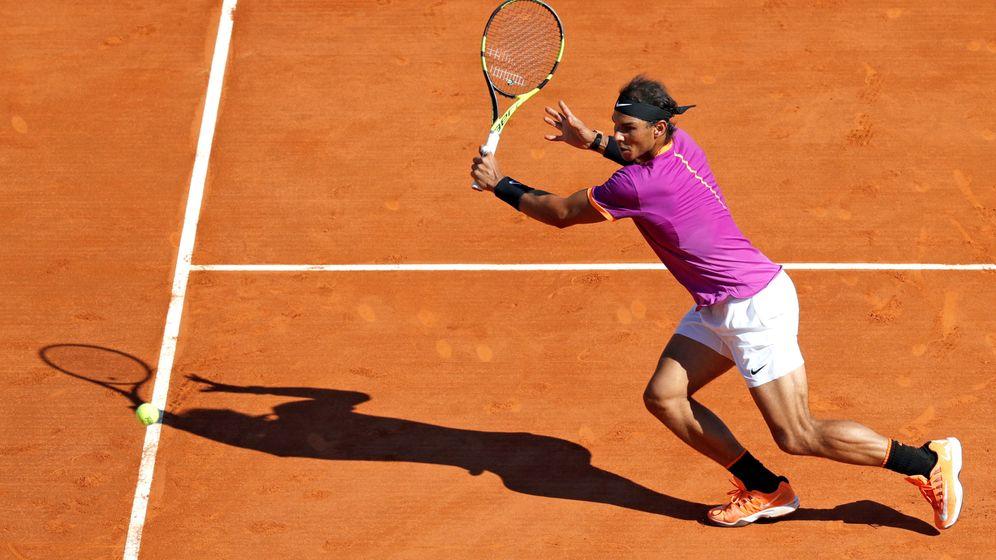 Foto: Rafa Nadal persigue su décimo título en Montecarlo. (Reuters)