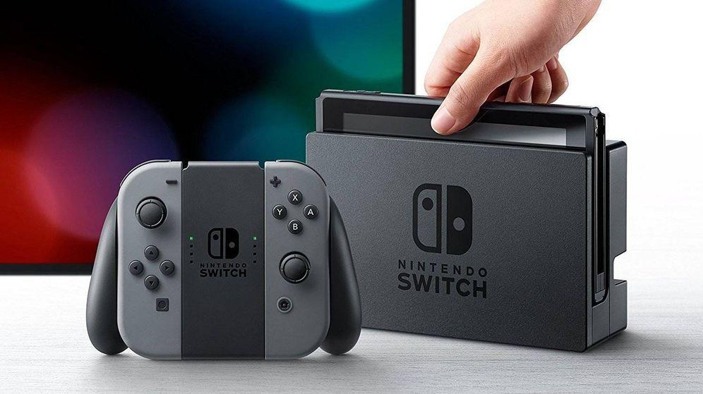 Foto: Nintendo Switch esconde un mítico videojuego en su interior. (Reuters)