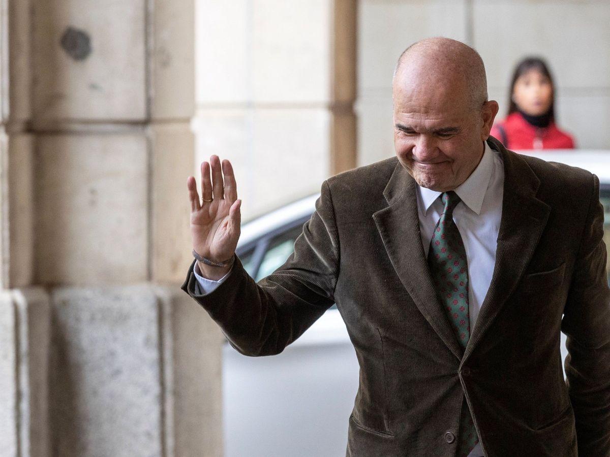 Foto: El expresidente andaluz Manuel Chaves. (EFE)