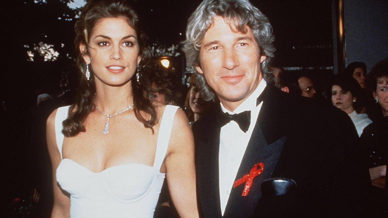 Cindy y Richard. (Getty)