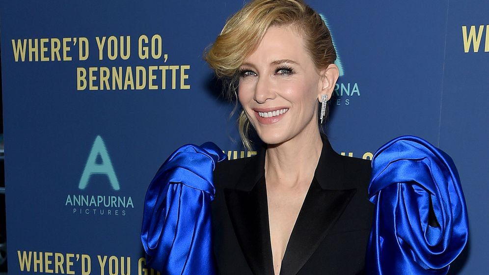 Foto:  Cate Blanchett. (Getty)