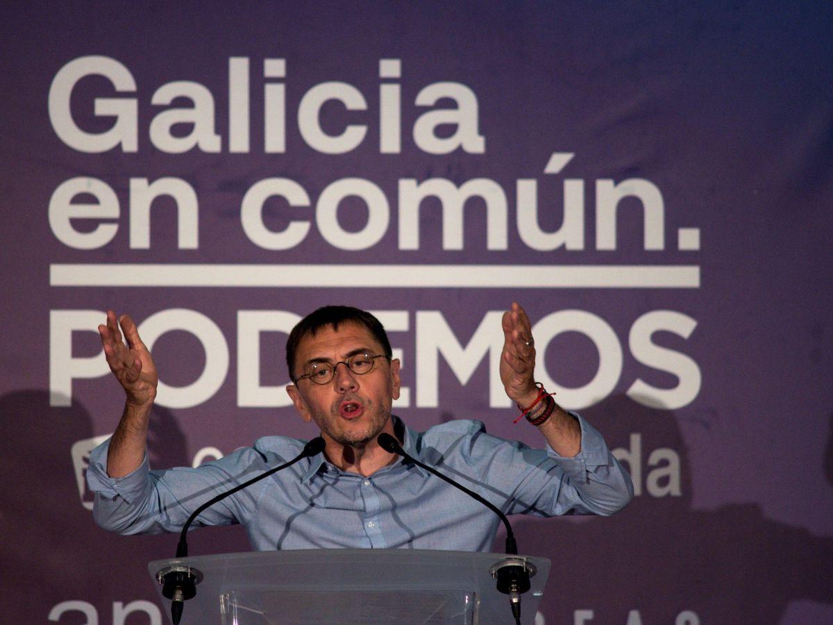 Foto: Juan Carlos Monedero. (EFE)