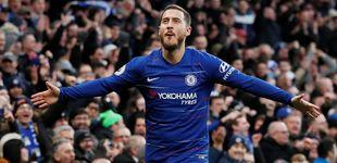 Post de El Real Madrid ficha a Eden Hazard