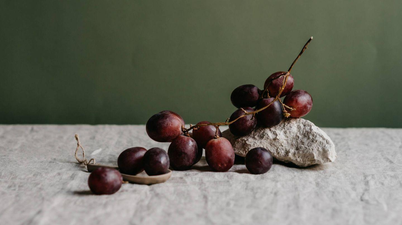 Encontramos resveratol en las uvas. (Unpash)