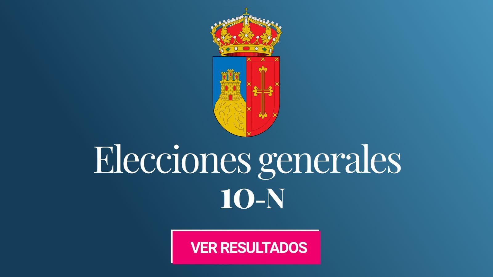Foto: Elecciones generales 2019 en Pozuelo de Alarcón. (C.C./EC)