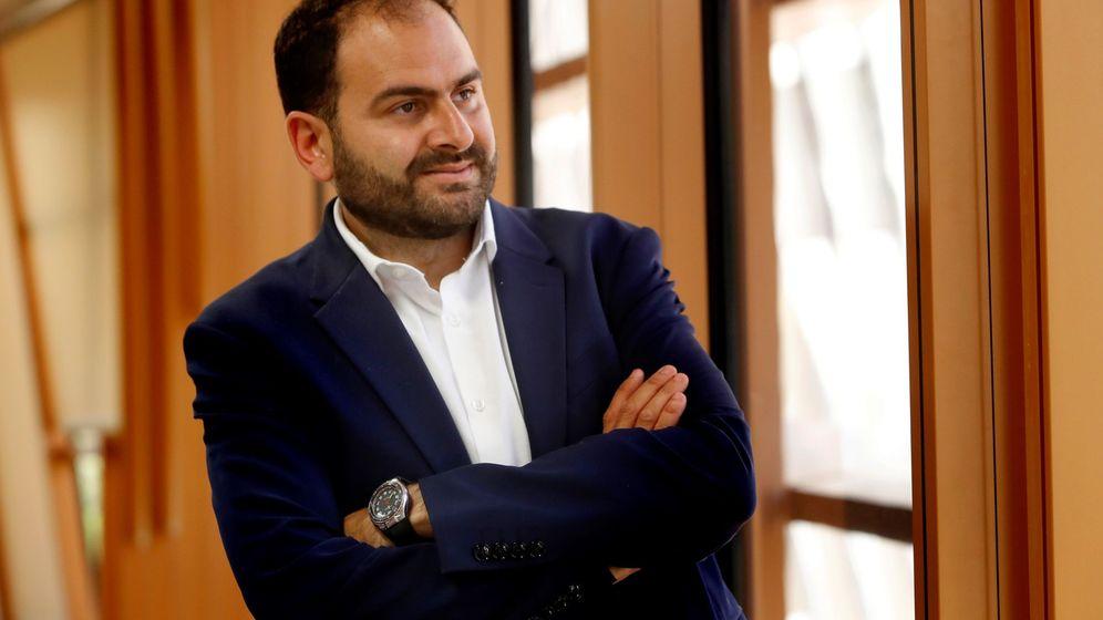 Foto: El presidente de Societat Civil Catalana, Fernando Sánchez Costa. (EFE)