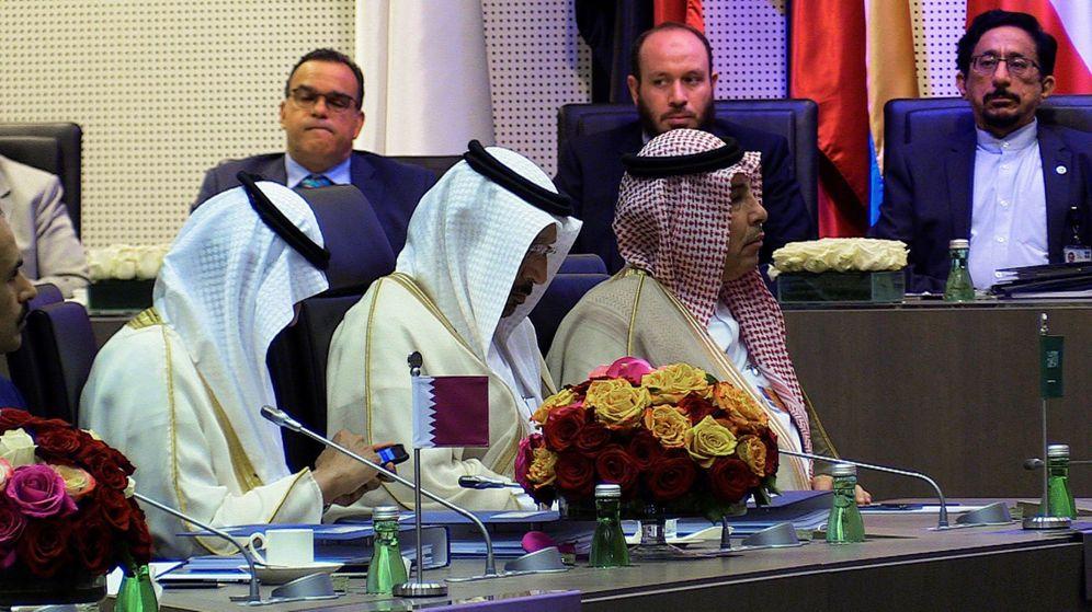 Foto: 174ª reunión ordinaria de la OPEP (Efe)