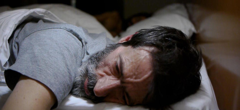 Foto: Joaquim Pinto, director y protagonista del documental