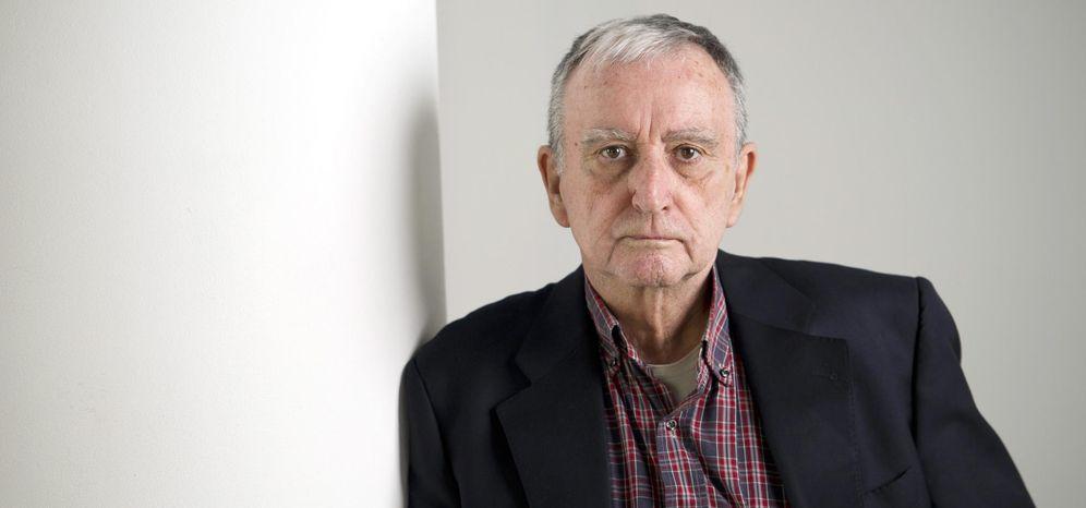 Foto: El escritor Rafael Chirbes, en una foto de archivo de 2014, fallecido el pasado sábado. (EFE)