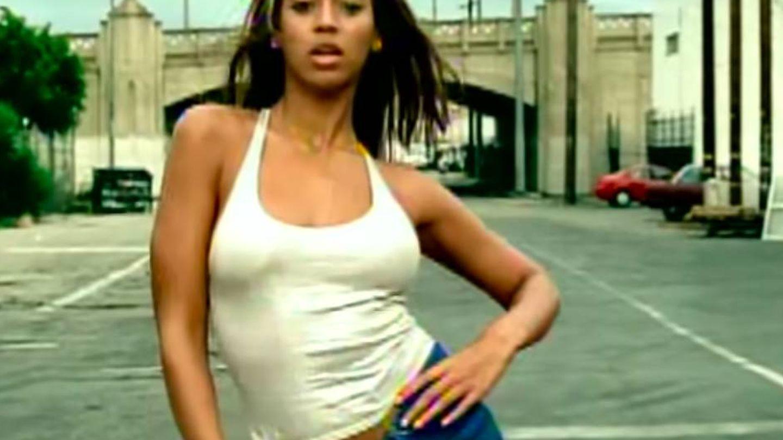 Beyoncé en acción. (Youtube)