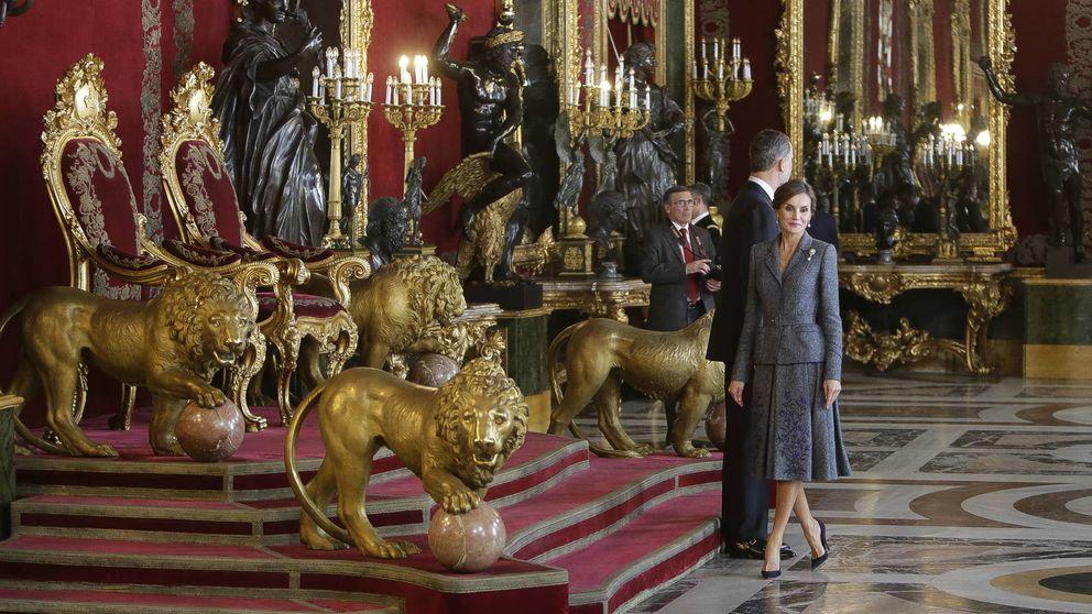 Letizia, Rajoy, el desfile, famosos y recepción en palacio: todas las fotos de la Fiesta Nacional
