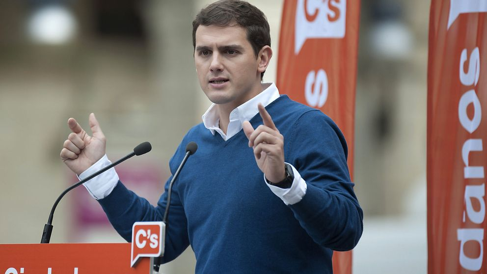 Rivera sigue cerrando puertas a cuatro días del 20-D: no apoyará a PP y PSOE