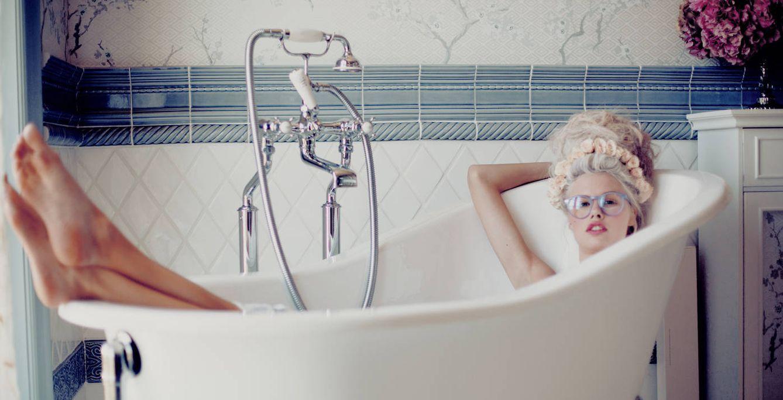 Foto: Monta un spa en tu propio baño con estos cuatro sencillos pasos (Foto: Wildfox)