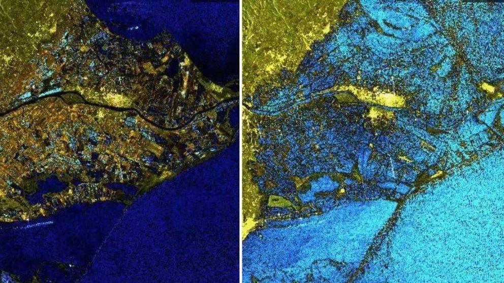 Gloria es un aviso: cómo el cambio climático está a punto de cargarse el delta del Ebro