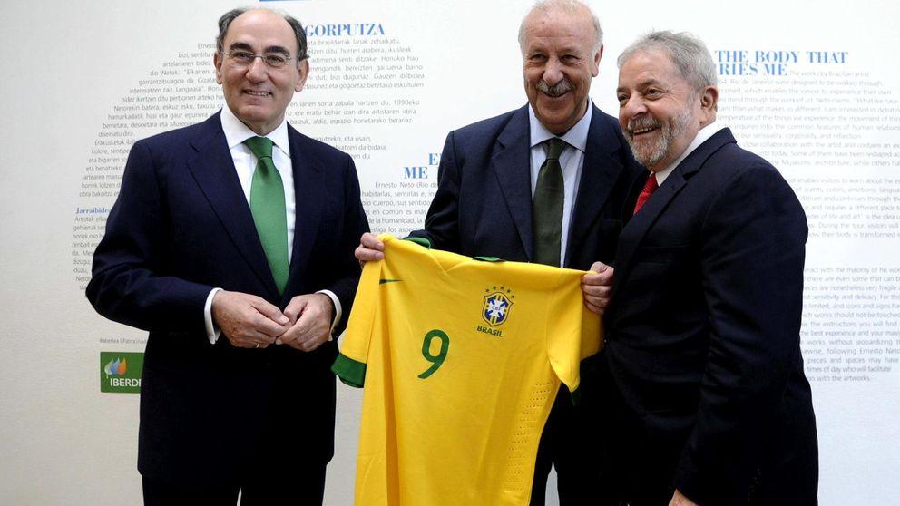 Brasil pide informes a  las empresas del Ibex tras sus pagos a Lula da Silva