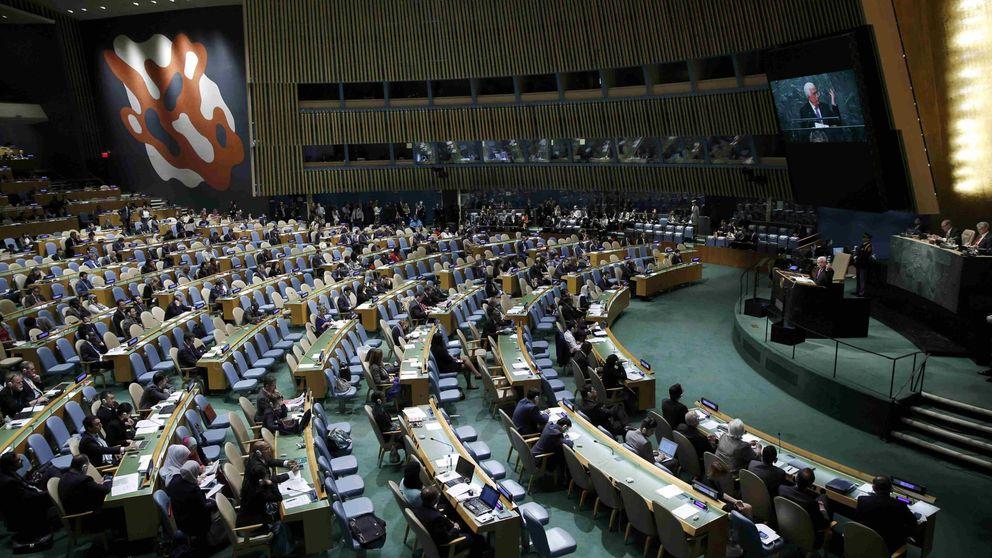 ¿Sirve para algo la ONU?
