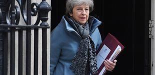 Post de May pide una prórroga del Brexit hasta el 30 de junio y amenaza con elecciones europeas