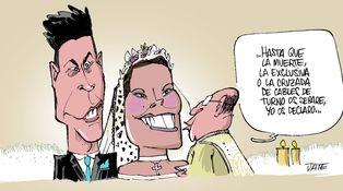 Kiko y Gloria Camila se casan: ¿cómo fueron las bodas de los Ortega Jurado?