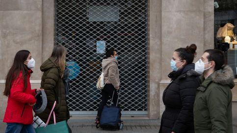 La tercera ola avanza en Cataluña: suma casi 4.000 casos más y 42 muertos en un día