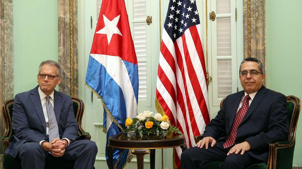 El ministro de Exteriores cubano visita Washington por primera vez en 50 años