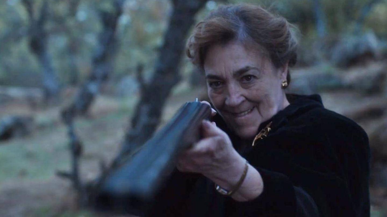 Carmen Maura en la miniserie 'Alguien tiene que morir'. (Netflix)