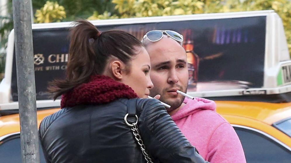 Foto: Kiko Rivera y su ex, Jessica Bueno, en una imagen de archivo. (Gtres)