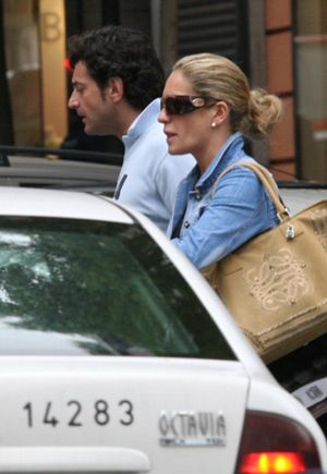 Gema Ruiz, exmujer de Álvarez Cascos, se deja en Zara casi 3.000 euros en una hora
