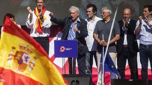 Las frases más destacadas del discurso de Vargas Llosa en Barcelona
