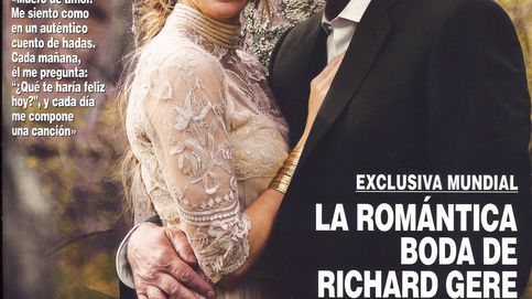 Revistas: las fotos de la boda de Richard Gere y Alejandra Silva y la guerra Mila-Makoke