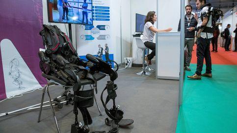 La robótica colaborativa llega a Madrid y 58º Bienal de Arte de Venecia: el día en fotos