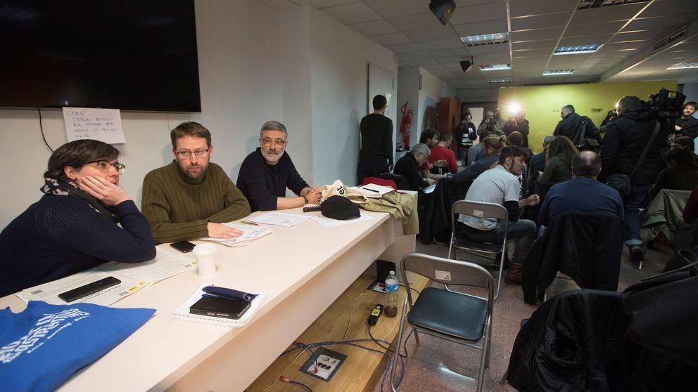 La CUP insta a JxCAT y ERC a desobedecer o a buscar a otros partidos