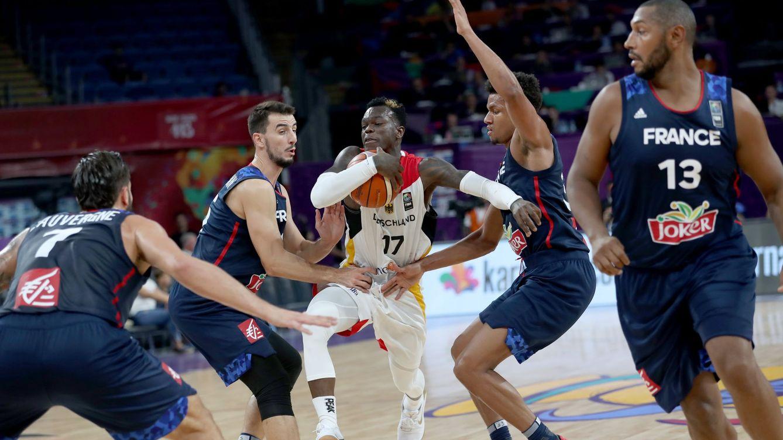 Sorpresas en octavos de final del EuroBasket: Francia y Lituania, eliminadas