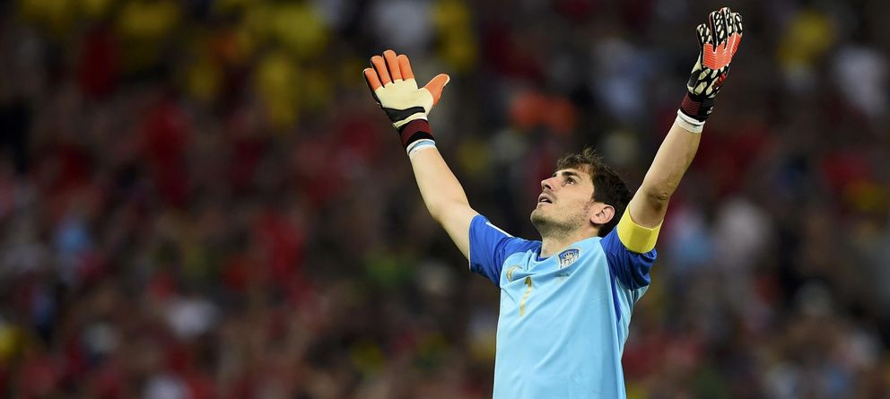 Foto: El futuro de Casillas tardará poco en desvelarse (Reuters)