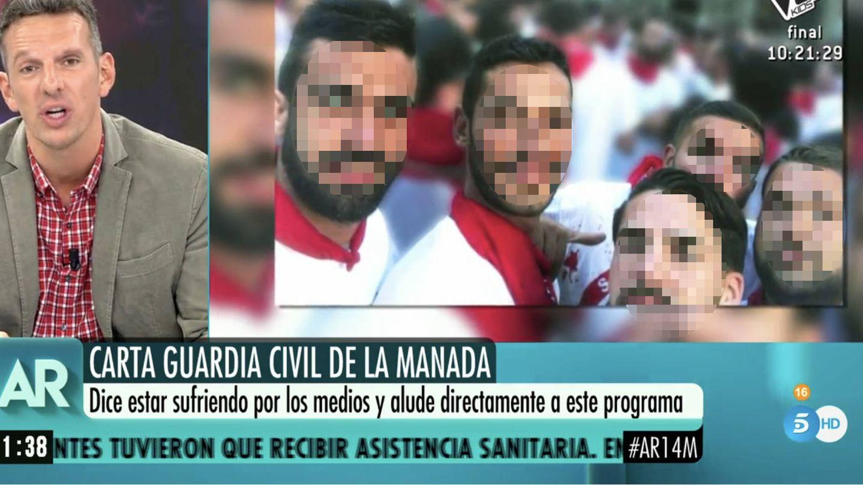 La respuesta de Joaquín Prat.