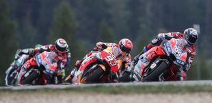 Post de El pique en pista de Lorenzo y Márquez... y el de Ducati fuera del circuito