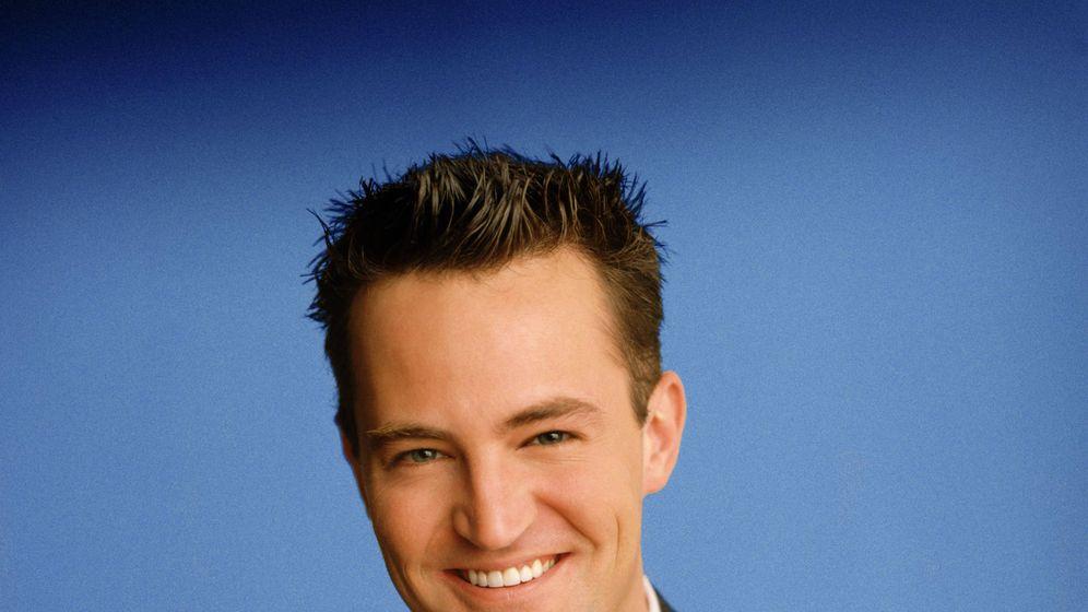 Foto:  Matthew Perry en el papel de Chandler. (Getty)