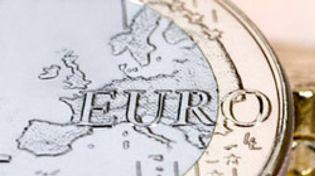 Foto: El euro cotiza en mínimos de cuatro meses con la crisis de deuda de fondo