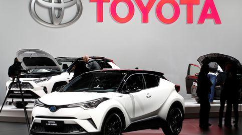 Toyota ultima su servicio de 'carsharing' en España especializado para empresas