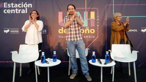 Subvenciones y 'spots': la guerra pendiente entre Podemos y Más Madrid