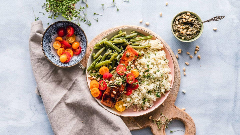 Adelgaza con la dieta mediterránea verde, más sostenible. (Ella Olsson para Unsplash)