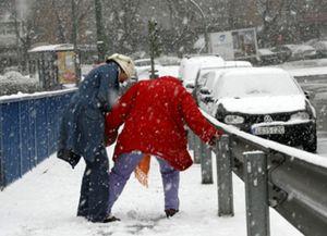 El Ministerio del Interior reúne a Gallardón y Comunidad de Madrid para coordinar la respuesta a la nieve