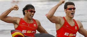 España cumple ya en Pekín la segunda mejor actuación de su historia