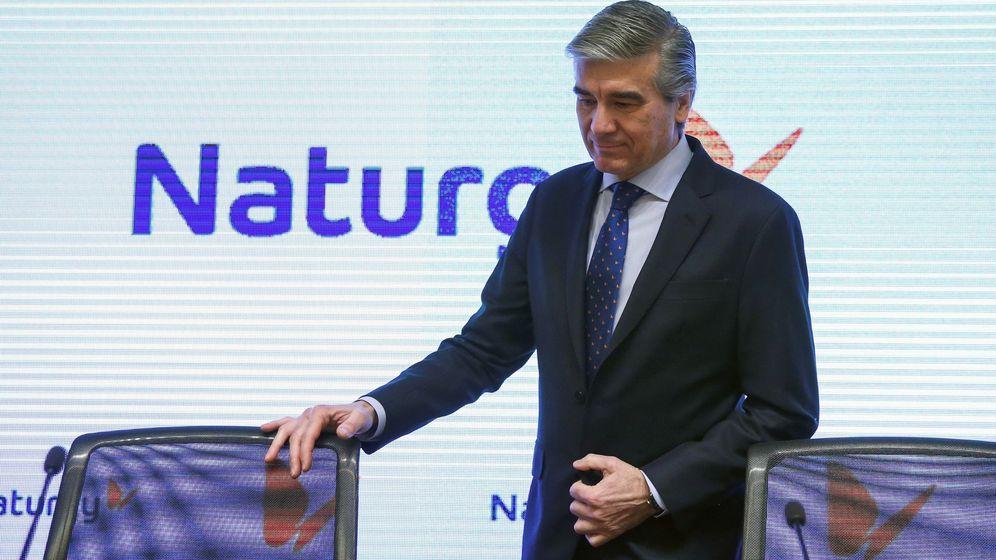 Foto: El presidente de Naturgy, Francisco Reynés (Efe)
