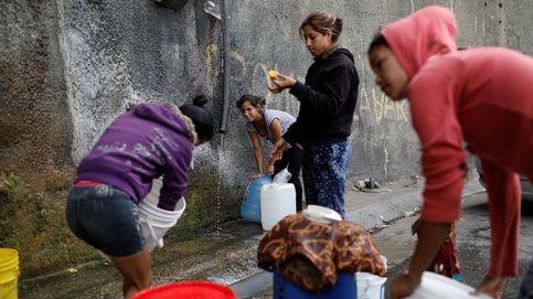 Los grifos se secan en Venezuela