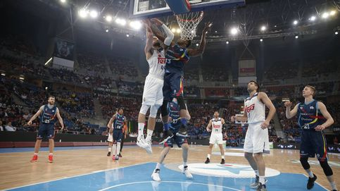 Jeffery Taylor, el factor X del Real Madrid para frenar al 'MVP' del Baskonia