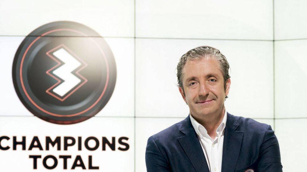 Foto: Josep Pedrerol y 'Champions Total' saltan a La Sexta.