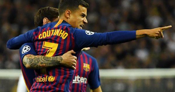 Barcelona - Inter de Milán, en directo: Resumen, goles ...