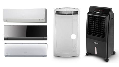 Los mejores ventiladores y otras alternativas para combatir el calor